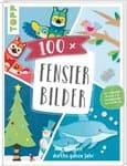 Duits boek: 100x Fensterbilder