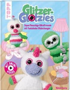 Glitzer-Glotzies - Livre de crochet