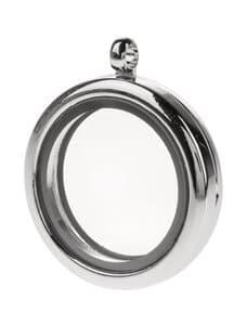 Schmuckanhänger rund  (ø 30 x 5 mm)