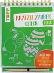 Buch 'Kratzelzauber Color Ostern'