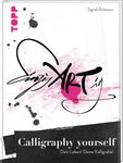 Duits boek: CALLIGRAPHY YOURSELF