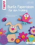 Duits boek: Bunte Papierideen für den Frühling