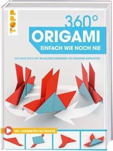 Duits boek: 360° ORIGAMI - Einfach wie noch nie!