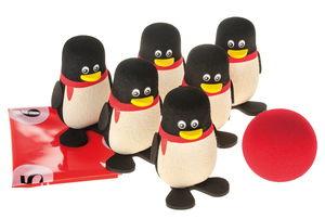 Pinguïn bowling set