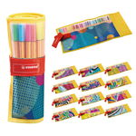 Stabilo Point 88 fineliners rollerset, 26-delig