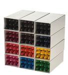 Crayon en cire, 144 crayons de couleurs