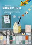 Motivblock, 20 Blatt Minimalistisch (24 x 34 cm)