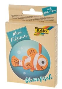 Vilten naaiset - Clownfish