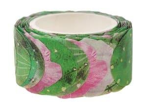 Washi stickers - Cactus, groen/roze, 200 stuks
