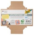 Little Paper Frames fotolijstjes vierkant 48 stuks