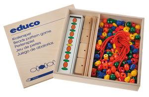 Educatieve set - Kralen box