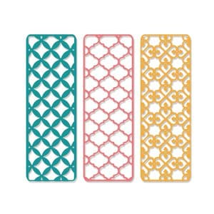 Sizzix® Thinlits[TM] 3PK Die - Creative Background