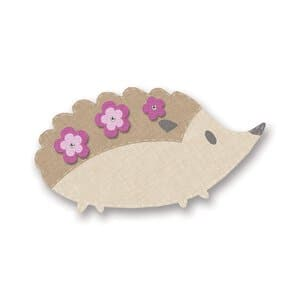 Sizzix® Bigz[TM] Die - Hedgehog 2