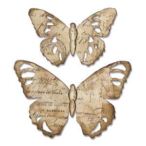 Sizzix® Bigz[TM] Die - Tattered Butterfly