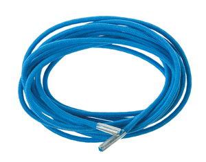 Elastisch koord (1,5 m) speekselresistent, blauw