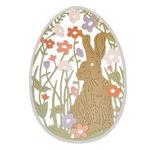 Sizzix® Thinlits[TM] Die - Meadow Rabbit