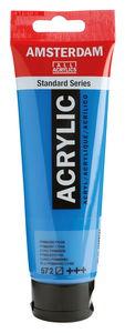 Amsterdam Acrylfarbe 120 ml, primärcyan