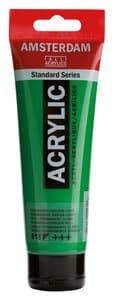 Amsterdam acrylverf (120 ml) licht permanentgroen