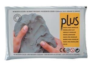 SIO-2 PLUS - Soft-Ton 1000 g, betongrau