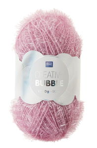 Creative Bubble garen (50g/90m) licht lila