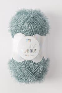 Creative Bubble Garn 50g/90m, patina