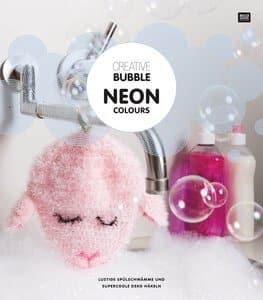 Anleitungsheft Creative Bubble, Neon Colours