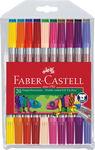 FABER-CASTELL Pennarelli, set da 20