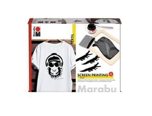 Marabu Screen Printing - Set serigrafico