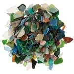 Mosaiksteine, 2 kg bunt (15 - 60 mm)