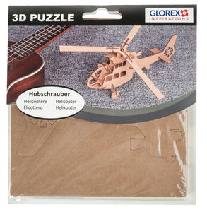 3D puzzel - Helikopter
