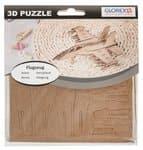3D Puzzle Flugzeug Set
