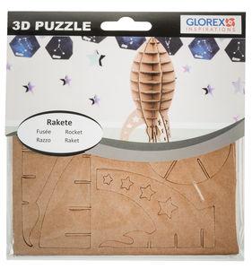 3D puzzel - Raket