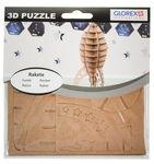 3D Puzzle Rakete Set