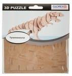 3D puzzel - Tyrannosaurus