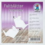 Carta origami, bianco, 100 fogli