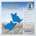 Carta origami, blu scuro, 100 fogli