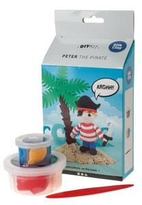 Funny Friends Modellierset - Peter The Pirate