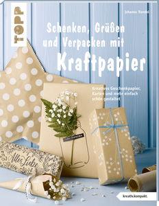 Duits boek: Inpakken met kraftpapier