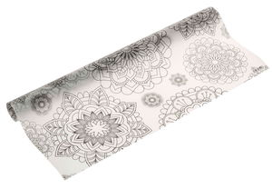 Transparentpapier Mandalas (50 x 60 cm)