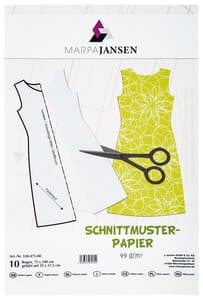 Patroonpapier (75 x 100 cm) 10 vel