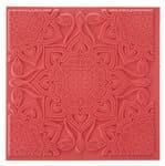 Textuur mat - Boho Chic (9 x 9 cm)