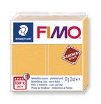 FIMO effect Leder, 57 g safrangelb