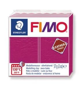 FIMO leereffect boetseerklei (57 g) bessen