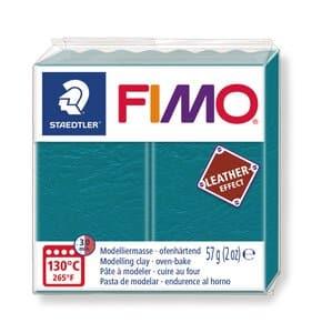 FIMO effect Leder, 57 g lagune