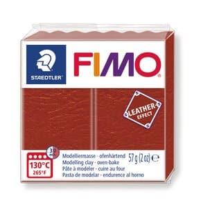 FIMO effect Leder, 57 g rost