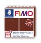 FIMO effect Leder, 57 g nuss