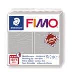 FIMO effect Leder, 57 g taubengrau