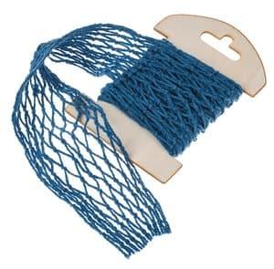 Net band (13 x 100 cm) blauw