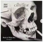Black & White tekenset, 25-delig