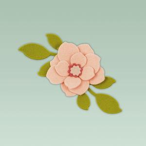 Sizzix Bigz Die - Asian Flower by Debi Potter